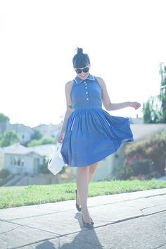 my latest outfit post is up! more at calivintage.com
