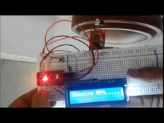 DIY Tachometer using Arduino