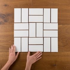 Here are 3x6s in a parquet pattern. Subway tile aka 3x6, is always the top performer. Tried and true, this is a classic choice that can be installed in an array of patterns and is right at home in any space.