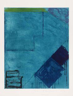 John Hoyland - Rankin, 1979