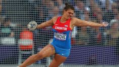 London 2012 Summer Olympic Games Womens Discus Throw