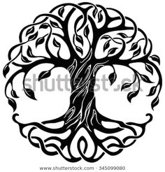 tattoo tree of life & tattoo tree ; tattoo tree of life ; tattoo tree of life woman ; tattoo tree of life men Tatoo Art, Tattoo Life, Tattoo Drawings, Tree Of Life Tattoos, Celtic Drawings, Roots Tattoo, Arm Tattoo, Celtic Symbols, Celtic Art