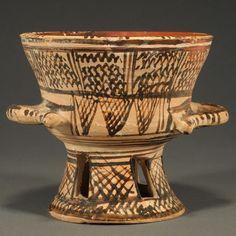 Italic Sub-Geometric pottery miniature krater