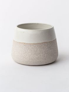 Ceramic Cup in Sand and Ivory – The Arc