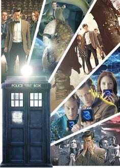 Doctor Who Series 7 Episodes 1-5...thats it thats all we've had bet ive watched them all about ten times now on the dvr.