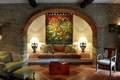 Villa in Italy | Inspiring Interiors - Casa del Leone