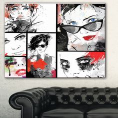 This Large Contemporary Canvas Art is printed using the highest quality fade resistant ink on canvas. Every one of our fine art giclee canvas prints is printed on premium quality cotton canvas, using