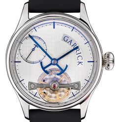 """Garrick Portsmouth Watch - by Michael Penate - See more of this new British offering now at: aBlogtoWatch.co - """"It's hard to ignore the surge of interest in British watchmaking that we've witnessed in recent years. We're seeing a gradual yet significant industry revival and it's one that Garrick is proud to take part in. After the success of their earlier Norfolk model, they've once again released a timepiece that pridefully incorporates elements of Great Britain's rich seafaring…"""