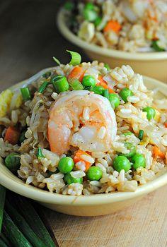 Shrimp Fried Rice #dental #poker