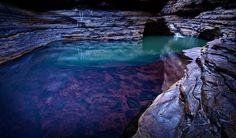 The Kaleidoscopic Colors of Karijini National Park, Western Australia