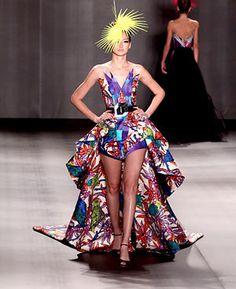 runway fashion, need I say more?