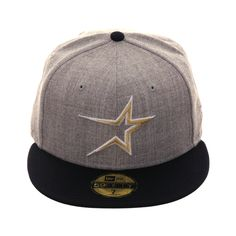 Exclusive New Era 59Fifty Houston Astros 1994 Hat - Heather Gray df8dfe8dc