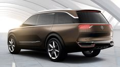 Hybrid Kinetic + Pininfarina SUVs