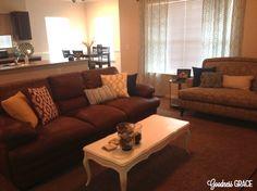 Apartment Living Room Decor