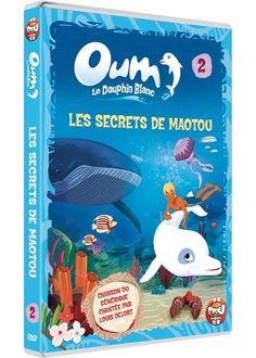 Oum, le dauphin blanc - 2 - Les secrets de Maotou (2013) - DVD NEUF