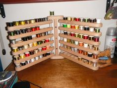 Fly Tying Bench - colotyer