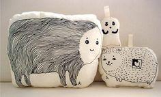 DIY Stuffed Animals!