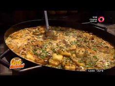 Receta de papas al disco Ariel Rodriguez Palacios, Chicken, Youtube, Food, Gastronomia, Creamed Potatoes, Potato Recipes, Cooking Recipes, Meals