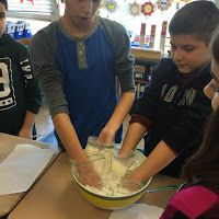 """My fifth graders had a great week with two animal adaptation labs. The first one we did was """"Blubber Gloves."""" I thought this was a lesson. Animal Adaptations, Vocabulary Cards, Labs, Natural Selection, Biology, Animals, Classroom Ideas, Science, Animales"""
