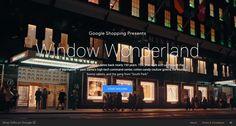 Window Wonderland - Site of the Day December 31 2016