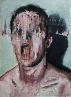 Louie Van Patten, Oil on Arches Huile