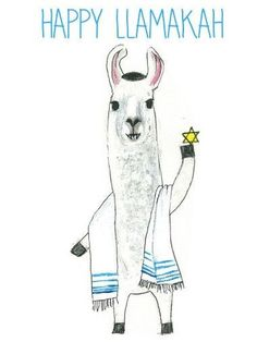 For the llama-lover.