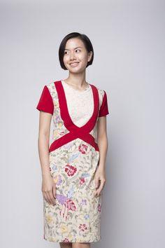 Rinjanti Dress, IDR 425.000