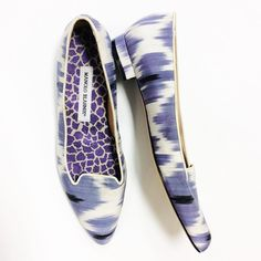 #ManoloBlahnik #Flats #Ikat | Size 8 | $65! Call for more info (781)449-2500. #FreeShipping #Love #Instagood #ShopConsignment #ClosetExchangeNeedham #ShopLocal #DesignerDeals #Resale #Luxury #Thrift #Fashionista #OutfitOfTheDay #WhatToWear #InstaFashion #InstaStyle #UpscaleResale #ShopResale #DesignerForLess #PhotoOfTheDay #ShopSmall #CuratedConsignment #CuratedResale