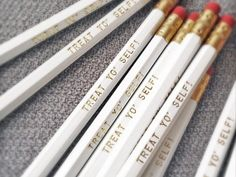 Explore. Dream. Discover. Green Pencils great Back to by Earmark