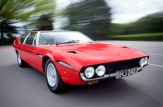 Historics at Brooklands - Specialist Classic and Sports Car Auctioneers - REF 30 1970 Lamborghini Espada