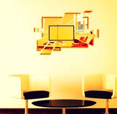 Envie d'une déco qui vous ressemble vraiment ? Qu'à cela ne tienne ! Optez pour nos miroirs design et personnalisables. Transformez totalement votre intérieur avec tous les autres articles (horloges, miroirs, décorations murales ) personnalisables de la boutique techneb.com Votre miroir est ici : http://ift.tt/1KDJzmd #miroir #personnalisable #techneb #intérieur #décoration #horloge #cadran #couleur #design #meuble #moderne #contemporain #stylisé