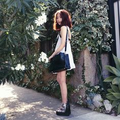 q2han:  DIY Brandy Melville Jada Dress is out at our Channel :)
