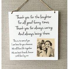 Happy Birthday Best Friend Quotes, Short Birthday Wishes, Bff Birthday, Birthday Cards For Friends, Friend Birthday Gifts, Bff Gifts, Best Friend Gifts, Gifts For Friends, Gifts Uk
