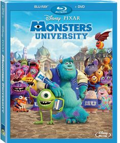 Keith and I watched Monsters University on Halloween! Halloween well spent :)