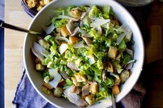 chicken caesar salad – smitten kitchen