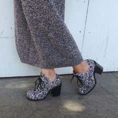 Our Fashion Copywriter Nicki does it better in the Wesley Oxfords by Jeffrey Campbell (http://www.nastygal.com/product/wesley-oxford) #OMGshoes
