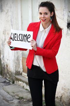 Una nuova grafica per il fashion blog Irenes Closet: benvenuti!Irenes Closet – Fashion blogger outfit e streetstyle