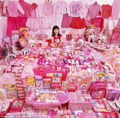 Image result for petra collins teenage bedrooms