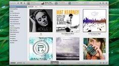 Sonora Is a Beautiful Music Player for OS X that Puts Your Artwork Front and Center