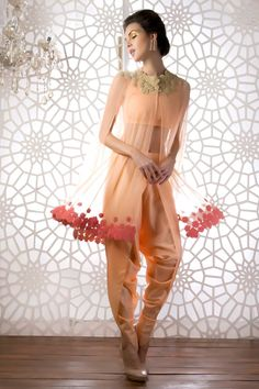 Ridhhi Mehra's touch of the romantic west with oriental charms