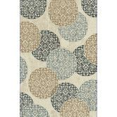 Found it at Wayfair - Melody Ivory Area Rug