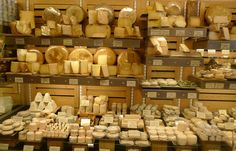 Tips for Buying Cheese in a Fromagerie. Great article. Tell the folks in the fromagerie where and when you plan to eat the cheese and let them pick it out for you. <3