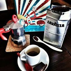 Italian style #coffee #vespa #moka #espresso #design