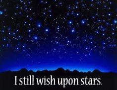 Yep. Every so often I look up and cast a wish!
