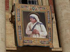 Mother Teresa has officially been declared a saint! :: EWTN News