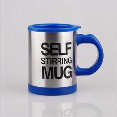 Self Stirring Mixing Coffee Cup Mugs Insulated Coffee Mug 400ml Electric Coffee Cup Smart Mugs Mixing Coffee Cup 4 Colors Option
