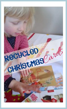 Christmas crafts on pinterest diy christmas cards for Christmas crafts for young children
