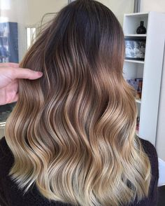 nice 100 Topnorch Balayage Ombre Hair Coloring -- Supercool Options of Styling Check more at http://newaylook.com/best-balayage-ombre-hair/