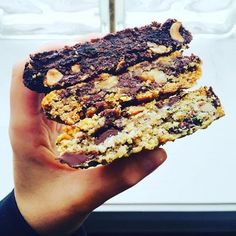 Our double chocolate #hazelnut #basil cookie, chocolate #chili cookie and #coconut almond #mint #cookie. Great photo by @lifeofcyns #cookies #livespicy