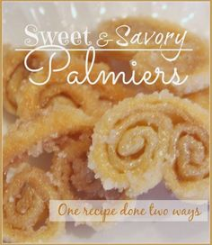 """I was in a adventurous mood. I had planned to make little sweet palmiers (elephant ears) and got impatient while they werefirmingupin the frig. With one more sheet of pastry left I thought,""""Why couldn't Imake a savory version of palmiers?"""" Foraging in my frig I came up with three cheeses and some fresh chives. """"Okay, more »"""